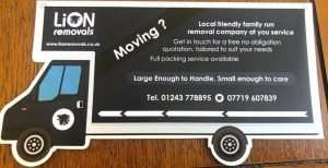 lion removals sussex removals firm